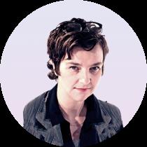 portrait de Muriel Vandermeulen